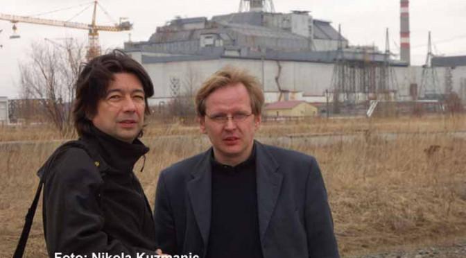 """Unterwegs in der """"Zone"""" von Tschernobyl"""