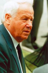 Mielkes Grabredner, Stasi-General Willi Opitz leitete zur DDR-Zeit die Hochschule des MfS in Potsdam