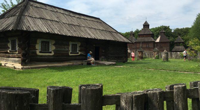 Zeitreise in die ukrainischen Dörfer des 16. Jahrhunderts