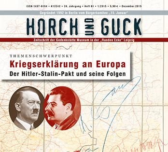 Der Hitler-Stalin-Pakt und die Ukraine