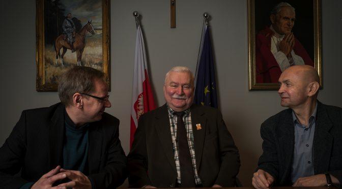 Müssen wir uns Sorgen um die Demokratie in Polen machen, Herr Walesa?